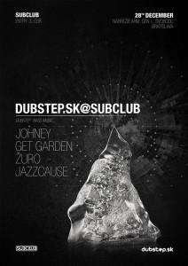 28.12. Dubstep.sk Subclub